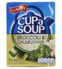 Batchelors Cup a Soup Creamy Cauliflower and Broccoli 101gm