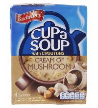Batchelors Cup a Soup Mushroom and Croutons 99gm