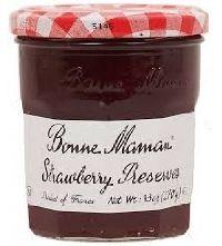 370gm Bonne Maman Strawberry Preserve