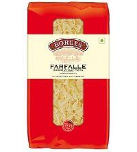 500gm Borges Farfalle Durum Wheat Pasta