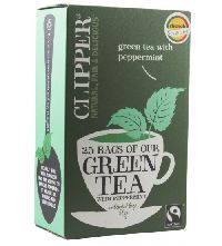 Clipper Green Peppermint Tea