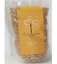 500gm Conscious Food Organic Soyabean