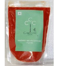100gm Conscious Organic Kashmiri Red Chilli Powder