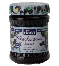 Dana Black Currant Diabetic Jam 315gm