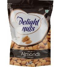 Delight Nuts Almonds Natural 200gm