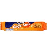 250gm McVities Ginger Nuts