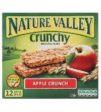 Nature Valley Granola Bars Apple Crunch
