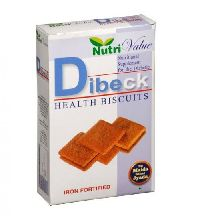 150gm Nutrivalue Dibeck biscuits