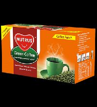 Nutrus Green Coffee Punch 20s