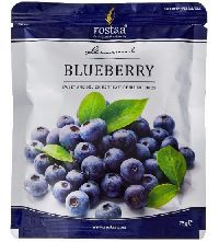 Rostaa Blue Berries Standup Pouch