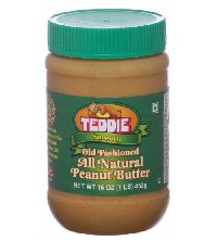 Natural Peanut Smooth Butter