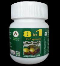 Treez 8 In 1 Herbal Capsule
