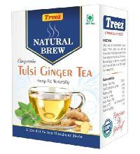 50 gm Treez Organic Tulsi Ginger Tea
