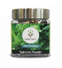 100gm Vedic Delite Spirulina Powder