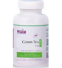 250mg Zenith Nutritions Green Tea Extract