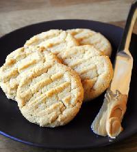 Butter Cashew Cookies