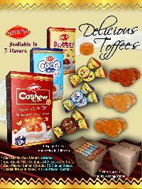 Amulya Cashew Toffees