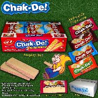 Chak De flavoured Cream Wafers