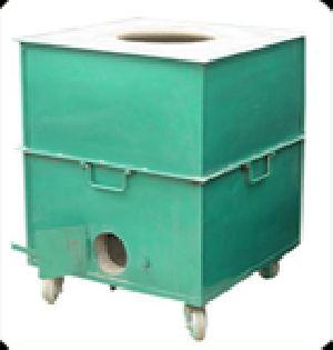 M/steel Square Drum Tandoor