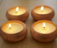 Terracotta Fragrance Candle