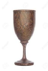 Coconut Shell Wine Cup