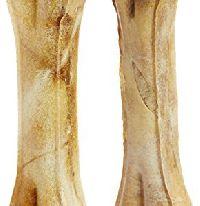 6-inch 2 Pieces Choostix Pressed Dog Bone