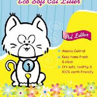 Eco Soft Clumping Cat Litter