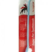 Super Dog Cat And Dog Toothbrush