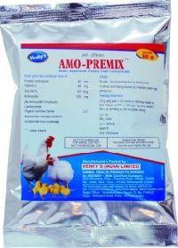 Amo-premix Poultry Medicine