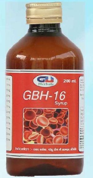 Blood Increase Herbal Syrup