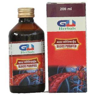Blood Purified Syrup