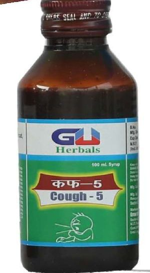 Cough-5 Syrup