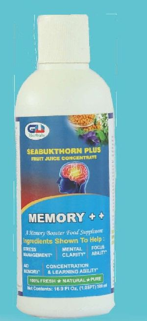 Memory ++ Fruit Juice Concentrate