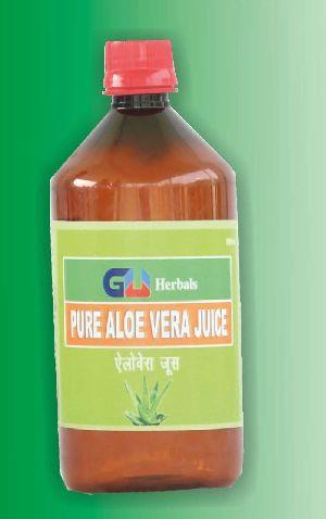 Pure Aloe Vera Juice With Amla