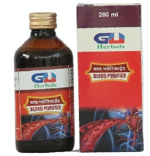 Purify Blood Herbal Syrup