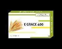 400mg E- Grace Wheat Germ Oil Capsules