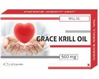 Grace Krill Krill Oil Capsules 500mg Capsules