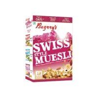 Bagrrys Swiss Style Muesli 400gms