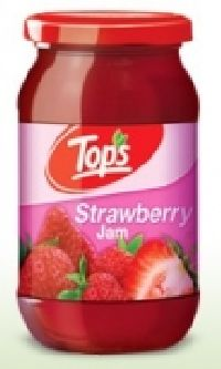Tops Strawberry Jam 250gms