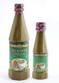 Pouchong Green Chilli Sauce