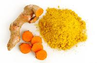 Turmeric Seed And Powder
