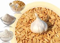 Dehydrated Garlic Products