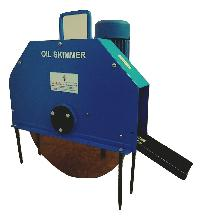 Disc Type Oil Skimmer