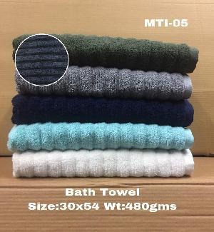 Microfiber Bath Towels (wave)