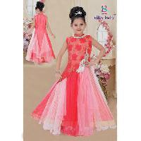 Designer Party Wear Kids Gown