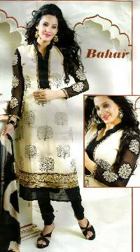 Ladies Churidar Unstitched Suits