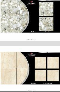 PGVT glossy finish vitrified tiles