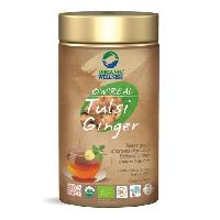 tulsi ginger tea