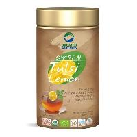 Tulsi Lemon Tea