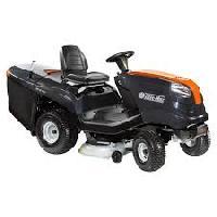 Rear Discharge Garden Tractor